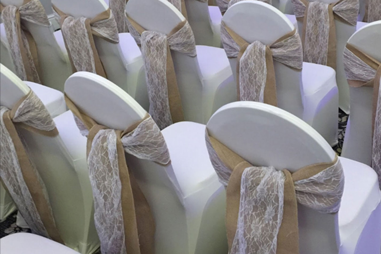 Chair Covers Hire